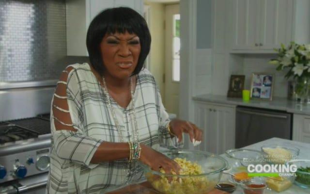 ในที่สุด Patti LaBelle ก็มีรายการทำอาหารของเธอเอง
