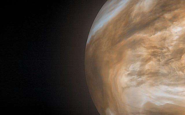 Sinyal 'Kehidupan' yang Menarik di Venus adalah Sulfur Dioksida Tua yang Biasa, Penelitian Baru Menyarankan