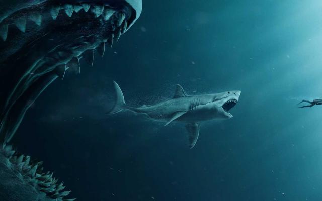 El Meg 2 llega a Shark Up the Silver Screen con un nuevo director