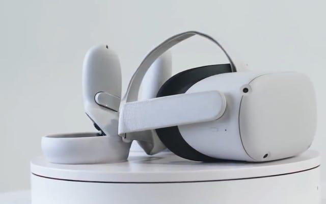 Утечка видео раскрывает Oculus Quest 2, гарнитуру виртуальной реальности, которая может испачкаться [обновление]