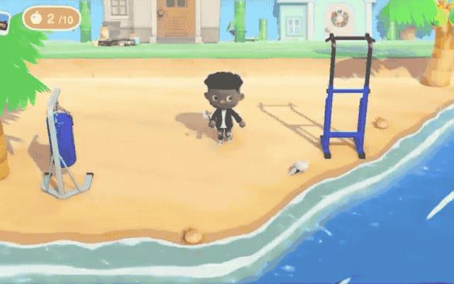 Animal Crossing es el aliento de lo salvaje después del juego con el que siempre soñé