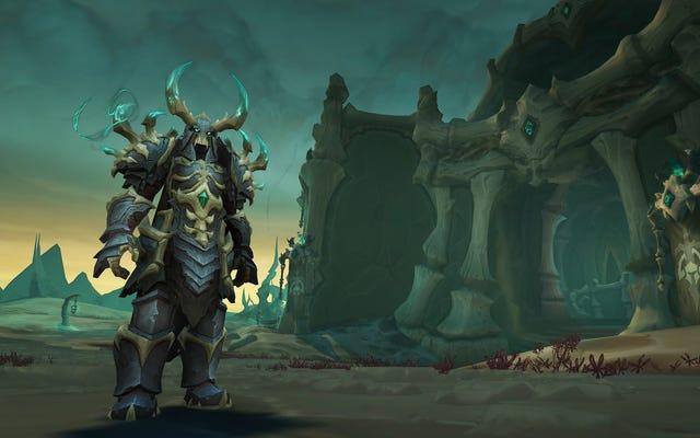 Oyunlarda Hafta: World of Warcraft: Shadowlands Ve ... Çok Başka Değil