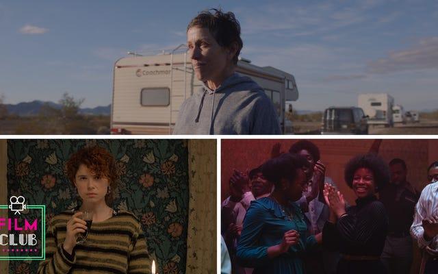 2020年の私たちのお気に入りの映画で今年を締めくくります