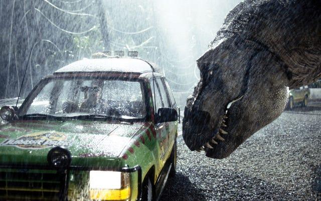 Парк Юрского периода, Горбатая гора и Сияние включены в Национальный реестр фильмов.