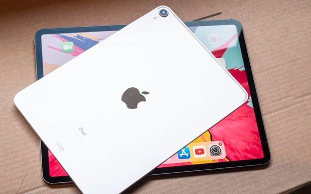 Я только что купил отремонтированный iPad Pro 12,9 дюйма, и теперь он по той же цене.
