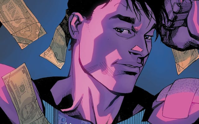 Nightwing wciąż wykorzystuje swoją seksualność, aby komiksy były bardziej progresywne