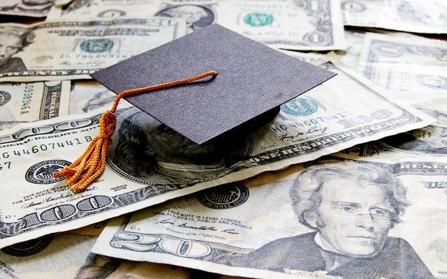 パンデミックが発生するまで学生ローンを支払わないとどうなりますか?
