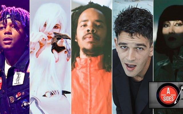 A-Sides: zadziwiające rapowe piosenki Earl Sweatshirt, a także Grimes, The 1975 i nie tylko