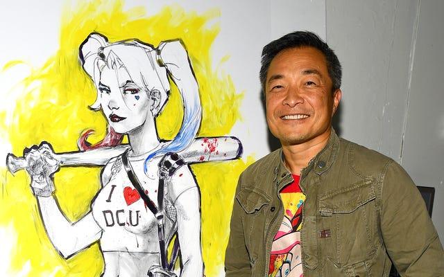 Jim Lee dice que DC todavía está comprometido con el negocio de publicar cómics