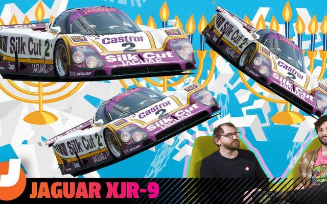 ให้ฉันบอกคุณเกี่ยวกับ Thundercat ที่ยิ่งใหญ่อย่างแท้จริง: Jaguar XJR-9