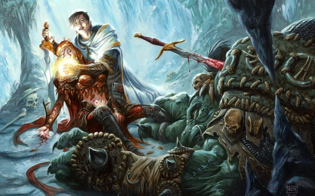 Новый монстр Dungeons & Dragons поднимает ужасающую голову: бюрократия здравоохранения
