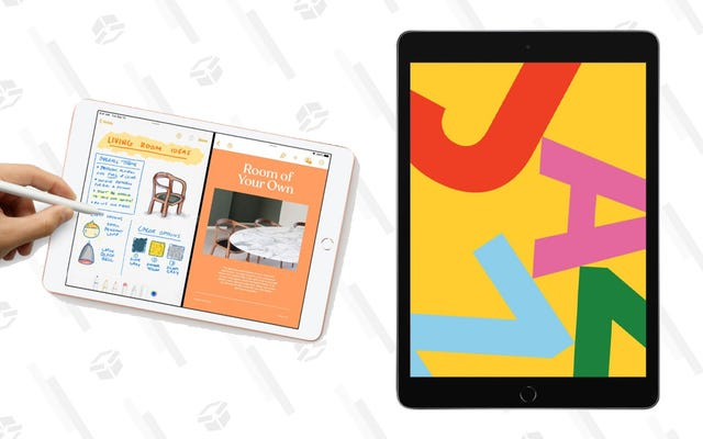 L'iPad de la génération actuelle d'Apple est revenu à un creux de 249 $