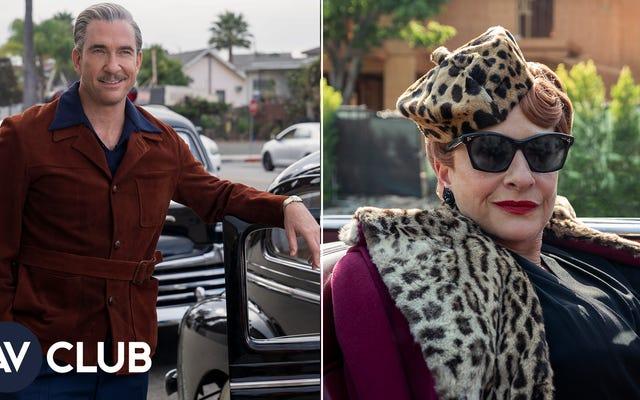 ドライブスルーセックスとハリウッドの魅力についてのパティ・ルポーン、ディラン・マクダーモット、デヴィッド・コレンスウェット
