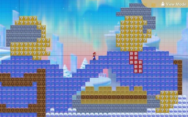 """""""Steamed Hams"""" est maintenant un niveau de Super Mario Maker 2 parce que ce mème nous survivra tous"""