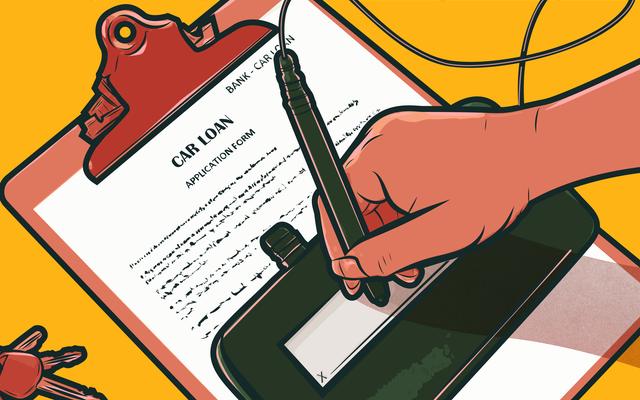I concessionari di automobili utilizzano contratti di prestito elettronici per truffare gli acquirenti in situazioni orribili