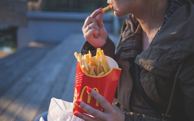 Perbedaan Menakjubkan Antara Bahan Kentang McDonalds AS dan Inggris