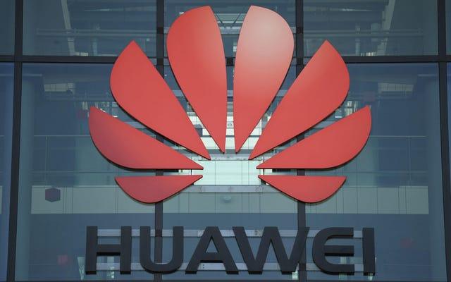 Huawei gifle Verizon avec une poursuite pour violation de brevets