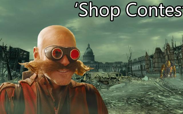 Конкурс магазинов: Роботник - все впереди