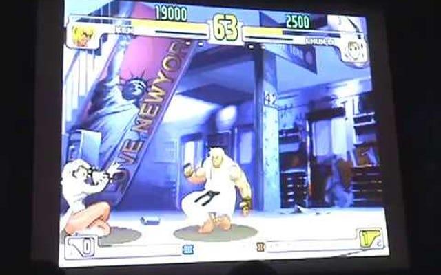15 anni dopo, c'è un nuovo filmato del più grande momento di Street Fighter di sempre