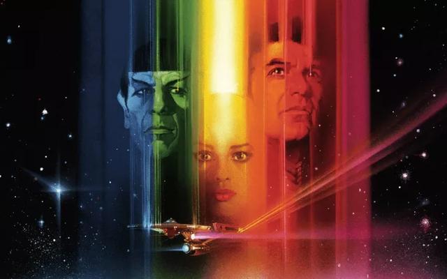 स्टार ट्रेक के पीछे साउंड इंजीनियर: द मोशन पिक्चर और ट्रॉन दूर चला गया है