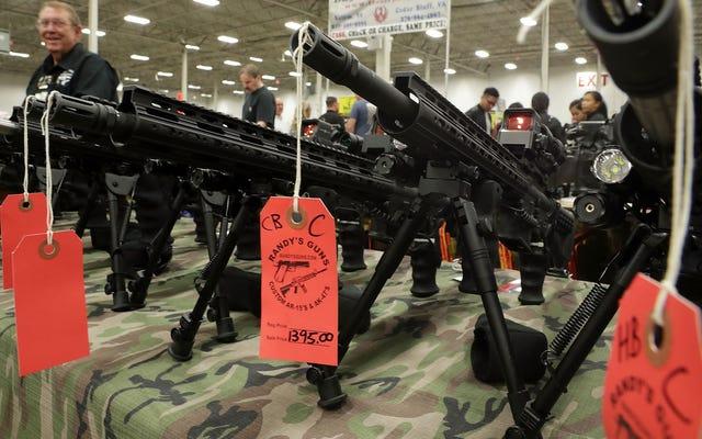 Trong vụ nổ súng ở Las Vegas, Đảng Cộng hòa nỗ lực nới lỏng các hạn chế đối với súng