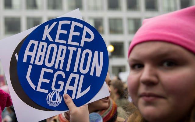 一連の中絶制限を撤廃する準備ができているネバダ州議員