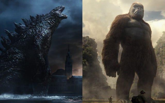 Lo scrittore di Godzilla vs Kong spiega come Big G non se ne andrà con questa cosa