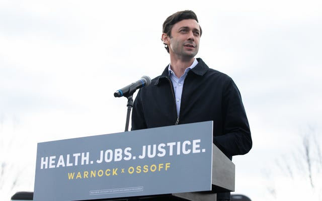 ジョン・オソフがジョージア州のランオフでデイビッド・パデューを破り、民主党に上院の支配権を与える