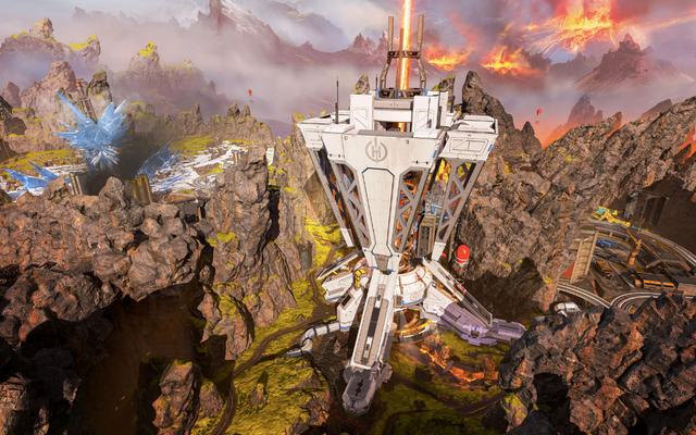 エーペックスレジェンドシーズン4は新しいキャラクターをもたらし、地図を揺るがす