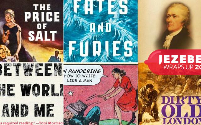 Les meilleures choses que le personnel de Jezebel a lues en 2015, ou une liste de lecture pour vos vacances