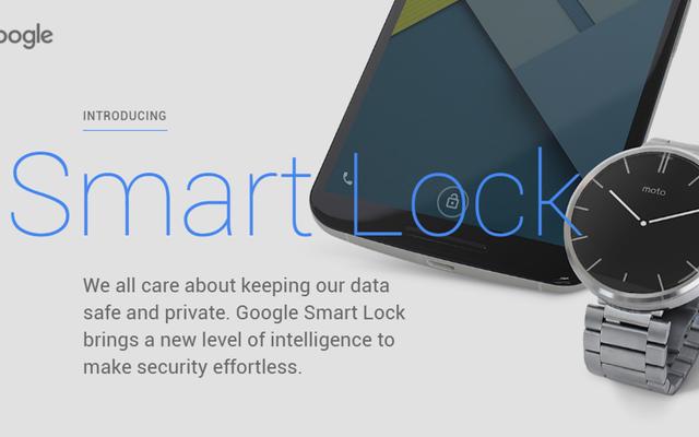 Schalten Sie den Sperrbildschirm nicht mehr aus, sondern verwenden Sie stattdessen Android Smart Lock