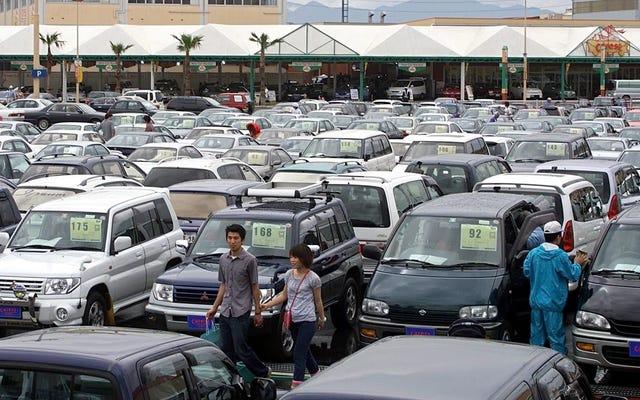 中古車価格の上昇は、全体的な急騰するインフレを示唆する可能性があります