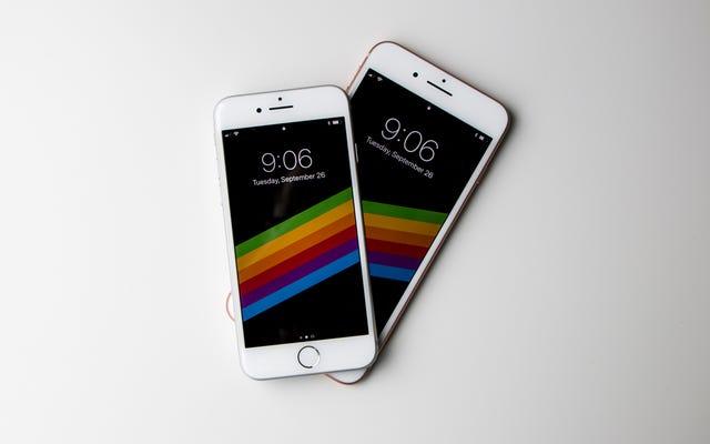 Похоже, что Apple скоро анонсирует iPhone 9