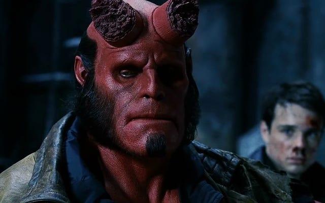 Guillermo del Toro Akhirnya Mengakui Hellboy 3 Tidak Pernah Terjadi