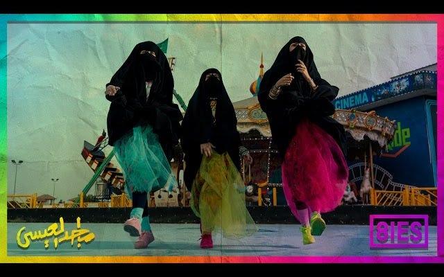 Женщины Саудовской Аравии издеваются над Трампом и умоляют Бога «избавить нас от мужчин» в великолепном вирусном музыкальном видео
