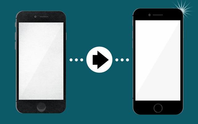 Jak uaktualnić do iPhone'a 7 bez zrywania