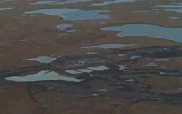 Była to największa podziemna eksplozja jądrowa w historii: bomba, która podniosła wyspę na Alasce o 7 metrów