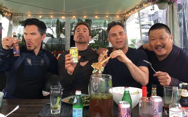 Pouvez-vous trouver le détail sur cette photo qui inquiète beaucoup les fans d'Iron Man ?