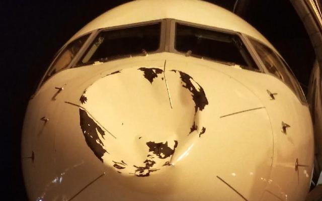 UFO Kecil Dilenyapkan Oleh Pesawat Sewaan Kota Oklahoma