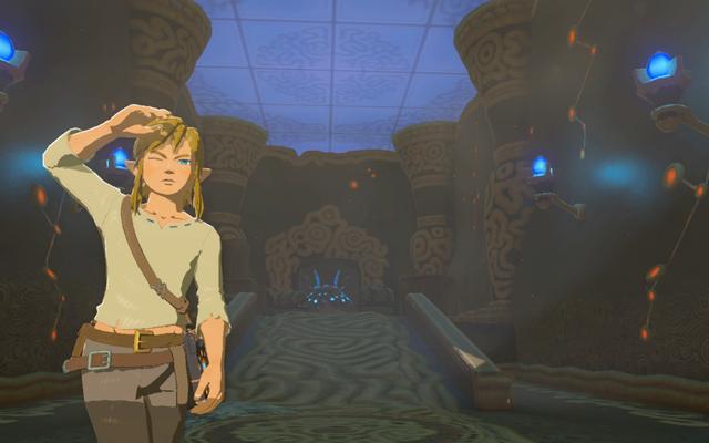Voulez-vous faire Zelda? Nintendo recrute!
