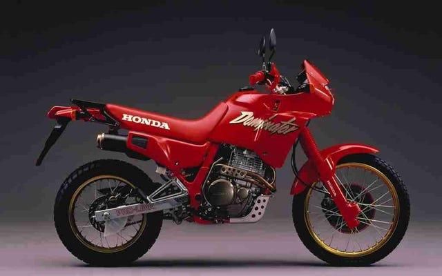 Honda sta per darci una Mini Africa Twin?