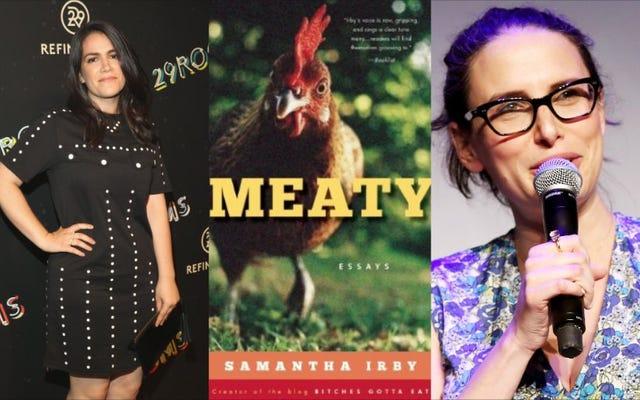 ああ、私たちはアビ・ヤコブソンとジェシー・クラインから肉付きの良いテレビ番組を手に入れています