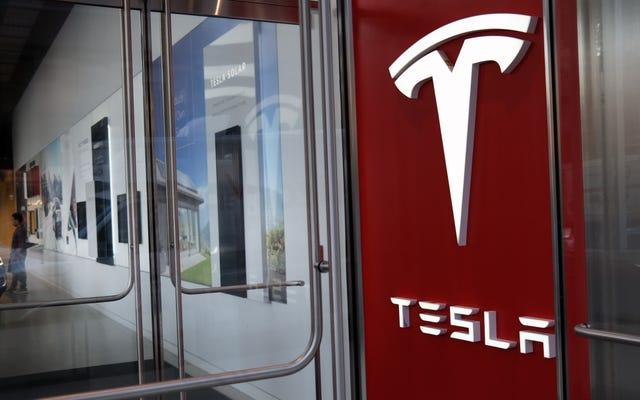 Tesla a presque atteint son objectif de livrer 500000 voitures en 2020