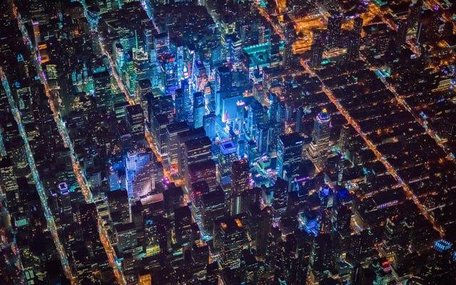 Ce sont les photos aériennes les plus étonnantes de New York jamais vues, période