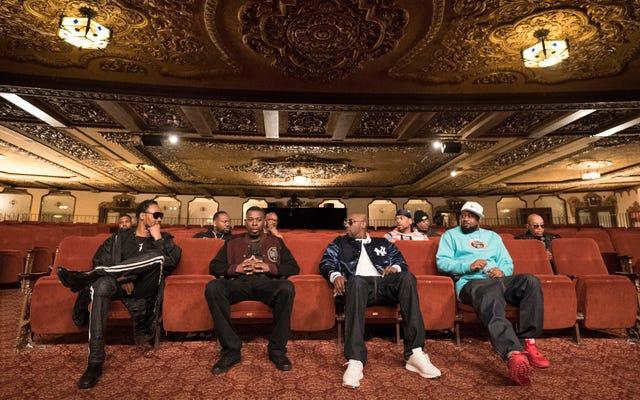 Кинофестиваль Tribeca 2019: Шаолинь встречает Стейнбека в клане Wu-Tang: Of Mics and Men