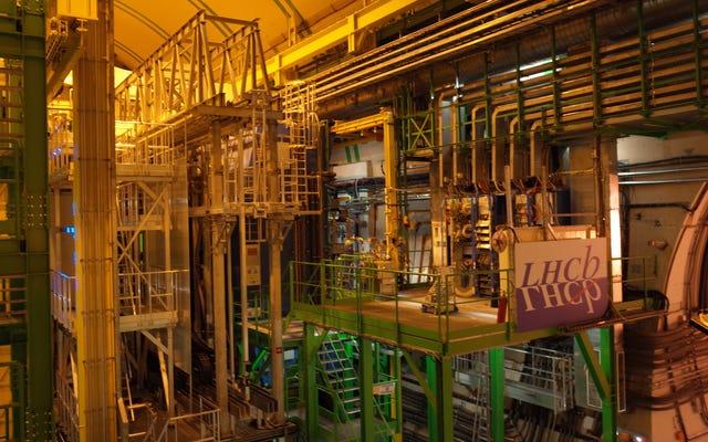 새로운 입자 발견으로 10년 된 물리학 논쟁 재점화