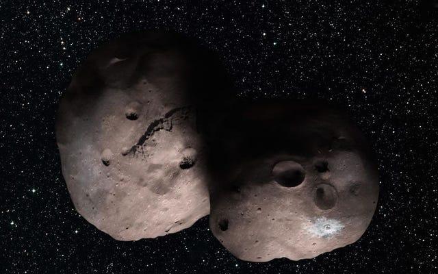 NASAプローブとソーラーシステムの端にある神秘的な小惑星との遭遇を追跡する方法