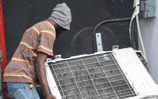 Los viejos acondicionadores de aire y refrigeradores nos impiden curar el agujero de ozono