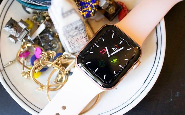 Apple Watch 6 pourrait bénéficier d'une assistance pour la surveillance de l'oxygène dans le sang