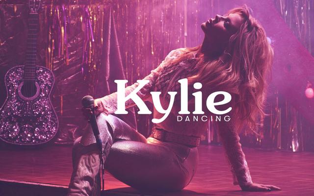 काइली मिनोग 'डांसिंग' पर एक छोटा सा देश है